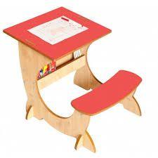 Imagini pentru banca masa lemn copii
