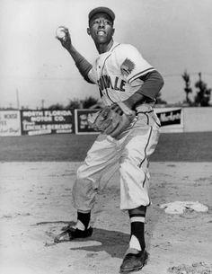 Hank Aaron, Jacksonville Braves in 1953