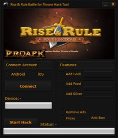 Rise & Rule Battle for Throne Hack Tool