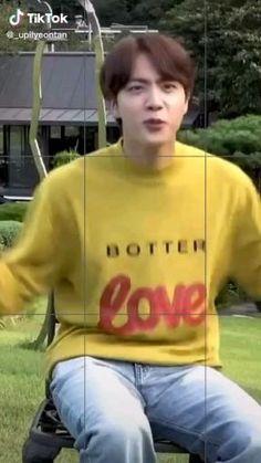 Bts Aegyo, Bts Jin, Bts Taehyung, Jungkook Hot, Bts Video, Foto E Video, Bts Love, Bts Beautiful, Bts Dancing