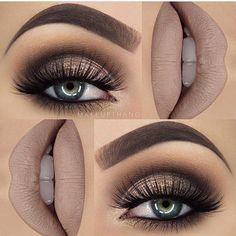 Eye Makeup Tips.Smokey Eye Makeup Tips - For a Catchy and Impressive Look Gorgeous Makeup, Pretty Makeup, Love Makeup, Makeup Inspo, Makeup Inspiration, Makeup Style, Perfect Makeup, Makeup Goals, Makeup Tips