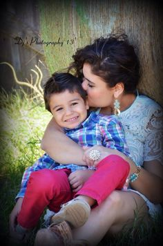 Mother and son photography ideas by me