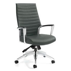 Global Total Office Accord High Back Office Chair Upholstery: