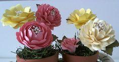 DIY - CD - Video Tutorials  - Four Flowers