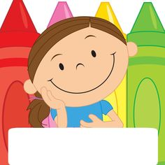 Crayones Classroom Borders, Classroom Themes, Bulletin Board Design, Flower Background Wallpaper, School Labels, School Decorations, Binder Covers, Beginning Of School, School Gifts