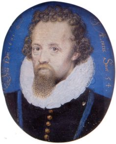 Today in Tudor History...1603 - Death of George Carey, 2nd Baron Hunsdon.He was the eldest son of Henry Carey, 1st Baron