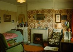1940s british interior design - Google Search