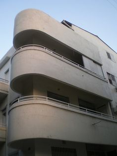 Bauhaus, Tel Aviv, Israel