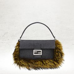 aa33b46dec The Fendi Fall Winter 2014-15 Baguette Fendi Bags