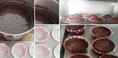 Hola chicas receta de cupcakes súper esponjosa con Buttercream de chocolate, Si te gusta dinos HOLA y dale a Me Gusta MIREN … | Receitas Soberanas