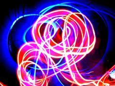 빛그림:LightDrawing - 빛공:LightBall   <빛으로 그리는 山水>@경남도립미술관