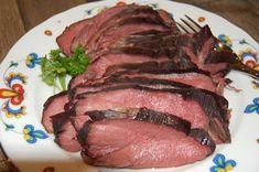 Aperitivo mat- og interiørgleder – Tjelknøl - en svensk spesialitet Steak, Food, Essen, Steaks, Meals, Yemek, Eten