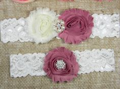 Check out this item in my Etsy shop https://www.etsy.com/listing/261785734/mauve-wedding-garter-bridal-garter