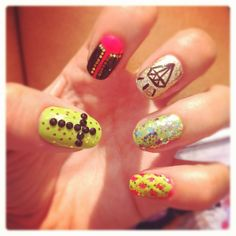 Mix & Match Nails!