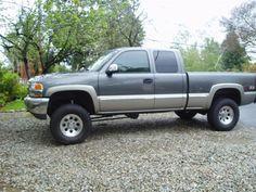 #21 , 2001 GMC Sierra