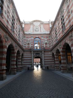 City Hall in Toulouse France