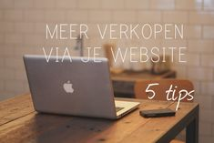 Meer verkopen via je website - Nativemedia #website #verkopen #conversie #sales #webdesign #nativemedia