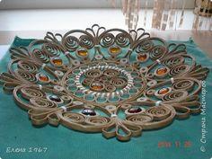 Поделка изделие Плетение Плетение и еще Бумага Трубочки бумажные фото 1