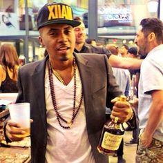 Nas - Hennessy