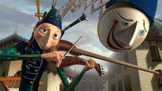 El hombre orquesta: La factoría de animación Pixar es la autora de este cortometraje (también de animación) cuya trama recoge la importancia de trabajar en grupo. Asimismo, refleja que las rivalidades no siempre son buenas, en especial cuando son llevadas al extremo y esto implica dañar al resto de compañeros.