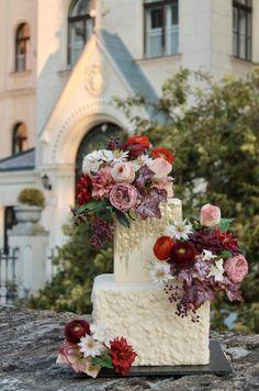 wedding cake ))) - cake by  Alena Ujshag