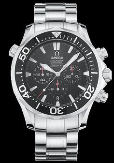 OMEGA Regatta Watches collection: 2003 Seamaster Diver 300m Chronograph America's Cup