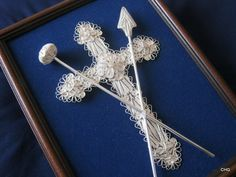 Handmade Silver Filigree Crusifix