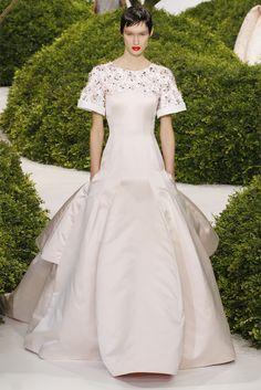 Sfilata Christian Dior Paris - Alta Moda Primavera Estate 2013 - Vogue