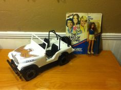 Vintage Dukes of Hazzard General Lee Mego Daisy Duke Figure + 1/10 Scale Jeep | eBay