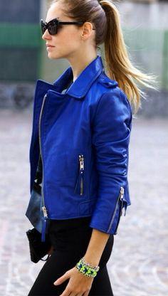Moda Imágenes Mejores Cuero De 13 Mujer Chaqueta BagqPCxw