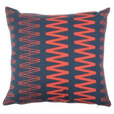 "Zip Pillow Cover 16"" Salmon by Evan Clabots & Anne Lopez, $49, now featured on Fab."