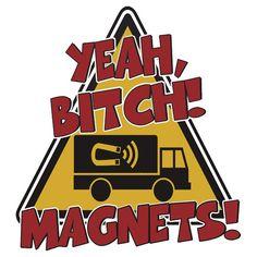 Yeah Bitch Magnets Funny Shirt, Poster, Stickers, Cases, Cards #breakingbadbinge #walterwhite #heisenberg