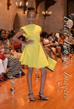 "Kyla age 10 is rocking the 14 yr old designer/ model fashion by  "" Diva Davanna"""