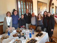 Antoni Bolinches junto al equipo de SamSara Immature Men, Libros