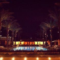 Nighttime at the Wigwam Resort via @arikhanson | Statigram