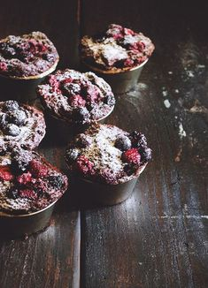 Berry chocolate muffins! #yumyum