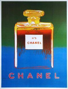 Warhol - Chanel