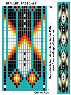 native-american-beadwork-group-turquoise-diamonds-epaulet-2