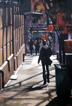 View Thomas Saliot's Artwork on Saatchi Art. Find art for sale at great prices from artists including Paintings, Photography, Sculpture, and Prints by Top Emerging Artists like Thomas Saliot. Thomas Saliot, Art Thomas, Street Painting, Desert Sunset, New York Street, Sculpture, Oil Painting On Canvas, Oil Paintings, Urban Landscape