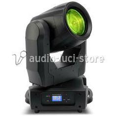 Martin RUSH MH 4 Beam è un faro motorizzato a testa mobile con un potente fascio a lunga gittata, intenso e stretto per giochi di luce spettacolari. E' dotato di una ruota gobo fissi ed una colore con una moltitudine di possibili effetti da dimmer, strobo, prisma 8 facce e focus  Read more: http://www.audio-luci-store.it/luci/teste-mobili-scanner/martin/rush_mh_4_beam.htm#ixzz31Ex5EMVD