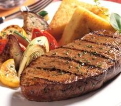 Marinated Moose Steaks recipe from ifood.tv. In a bowl, mix marinade ingredients. Make diamond shape incisions on both sides of steak. Place in a dish. Pou