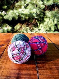 This simple rag sphere project is quick and easy. The project is a great way to get kids involved in holiday decorating and could even be used as a simple classroom project. The spheres make for versatile decorations that can be left out even after Christmas is over.   To make this …