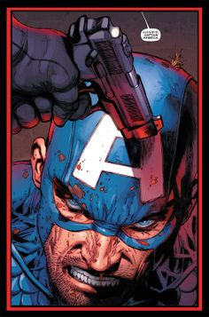 Captain America meets his ultimate nemesis - Captain America of the Vietnam War! As enemies face off, secrets from the super soldier project are revealed. Comic Book Characters, Marvel Characters, Comic Character, Comic Books Art, Comic Art, Marvel Comics Superheroes, Marvel Vs, Marvel Heroes, Capitan America Marvel