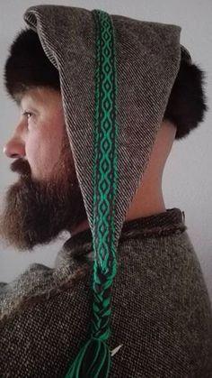 Viking Tent, Viking Garb, Viking Reenactment, Viking Costume, Medieval Costume, Medieval Hats, Viking Clothing, Santa Suits, Norse Vikings