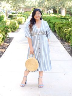 7cd0e935687c Curvy Girl Chic Plus Size Fashion Blog SONCY Summer Dresses and Outfit Ideas