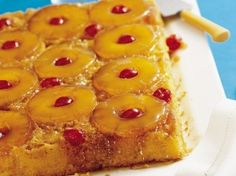 Easy Pineapple Upside Down Cake Recipe - Your #1 Source For Pineapple Cakes