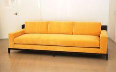 Single Cushion Sofa Frame Custom Sofas