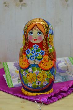 Wedding gift ideas, Russian nesting doll, Matryoshka doll, Perfect Gift for…