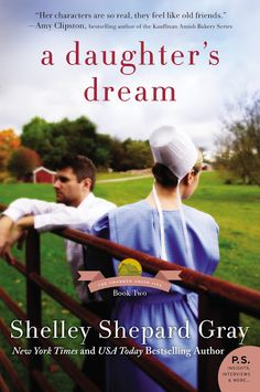 "Cat's Reviews: ""A DAUGHTER'S DREAM""  (Shelley Shepard Gray)  ★★★★..."
