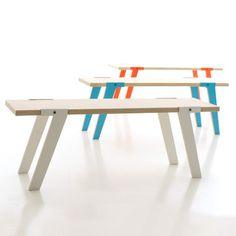 rform Switch Wood Kitchen Bench | Wayfair UK